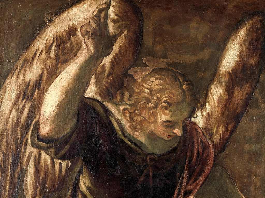 ángel de la redención