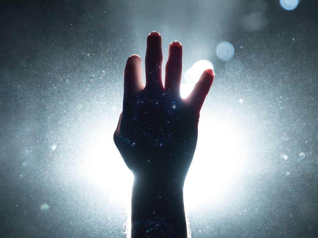 meditación para recibir la energía de dios