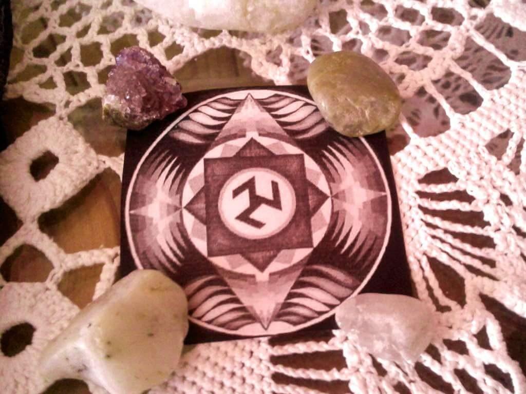 fotos de altares de meditación