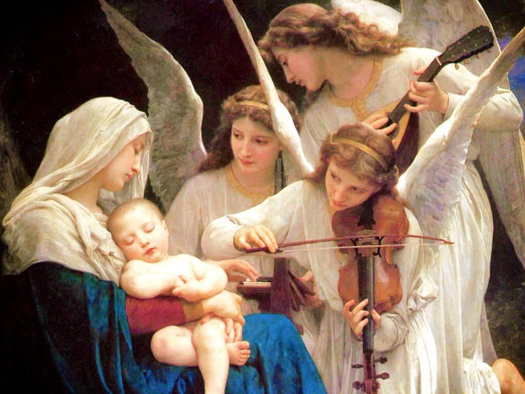 oración a los arcángeles