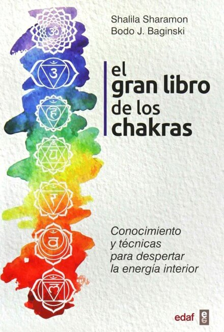libros sobre chakras