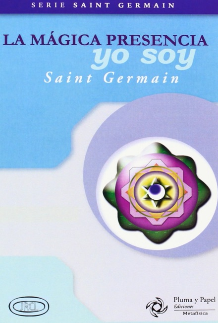 mágica presencia yo soy, saint germain