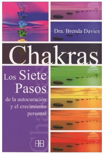 libros chakras dra. brenda davies