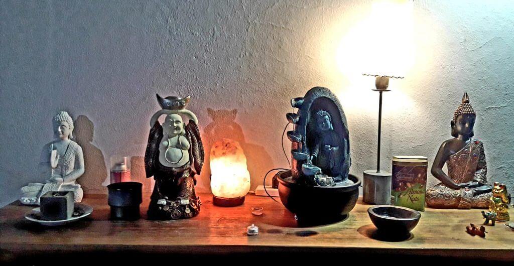meditación de buda