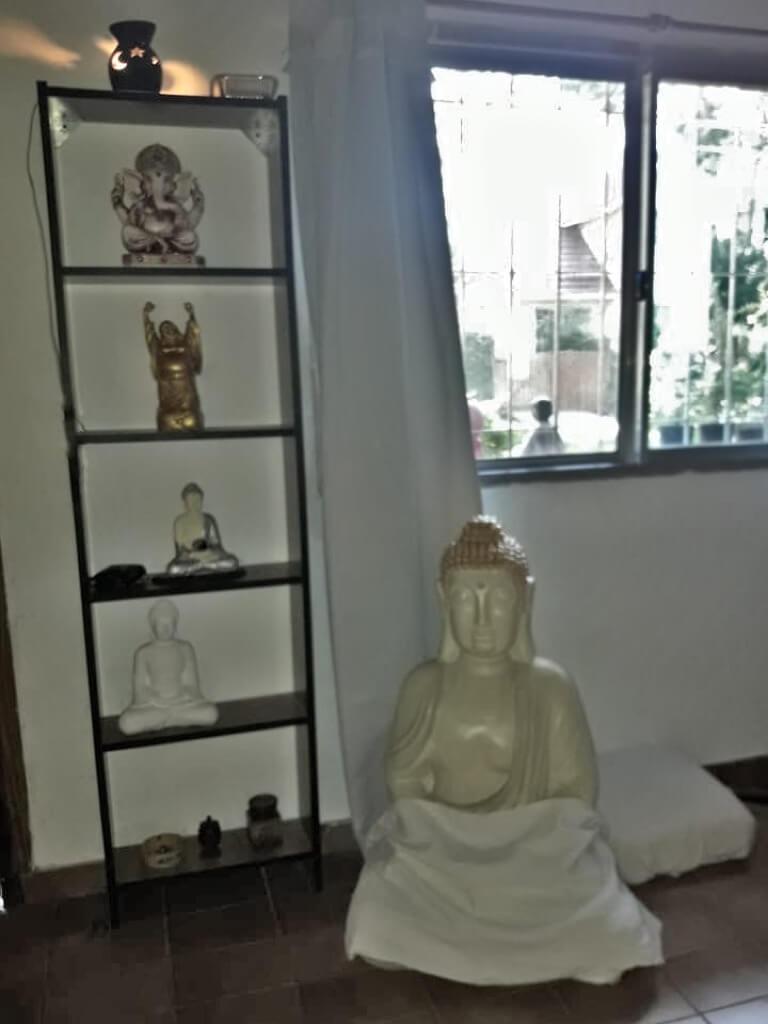 lugar de meditación