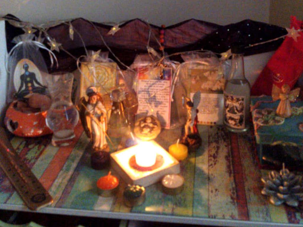 meditación arcángel chamuel