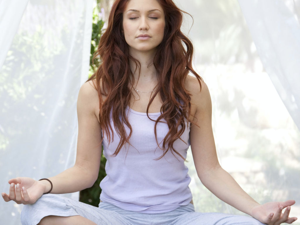 meditación para activar el septimo chakra