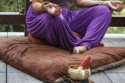 Meditacion y Oración al Aire Libre